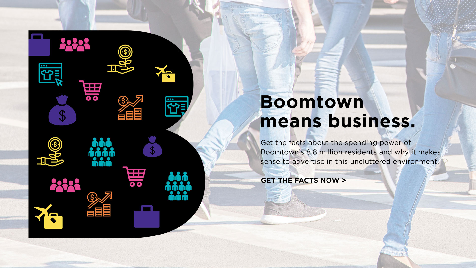 Boomtown insights and facts
